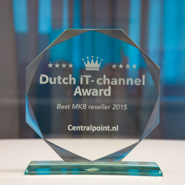 Centralpoint is MKB Added Value Channel Partner of the year