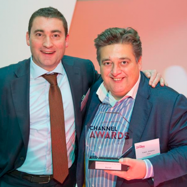 Xtandit bekroond tot beste Specialized Channel Partner of 2015