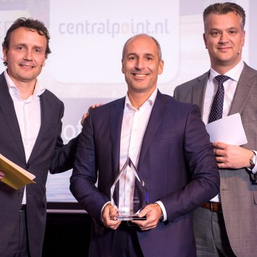 Centralpoint uitgeroepen tot 'Cisco Online Partner of the Year 2016′