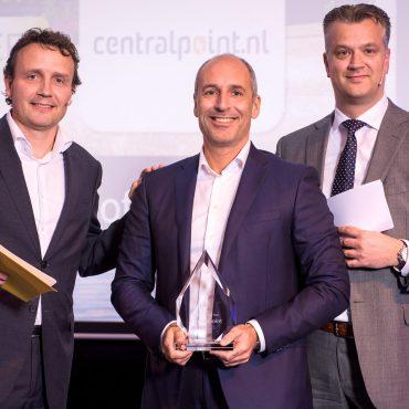 Centralpoint uitgeroepen tot 'Cisco Online Partner of the Year 2016′