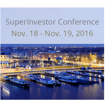 Job Elders contributed to SuperInvestor conference 2016