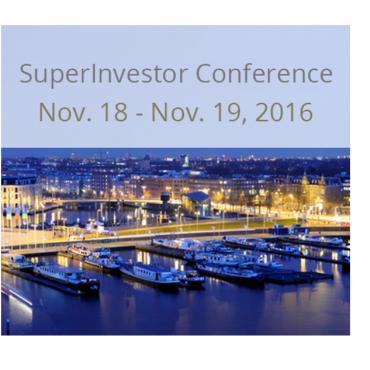 Job Elders spreker op SuperInvestor conferentie