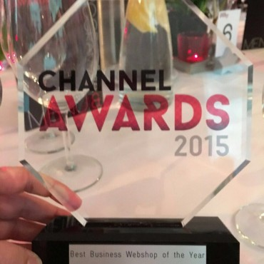 Centralpoint chosen as revenue growth partner of the year 2015
