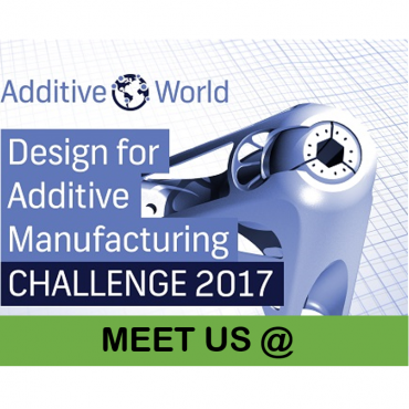 Meet us @: Technology Conference Additive World 2017