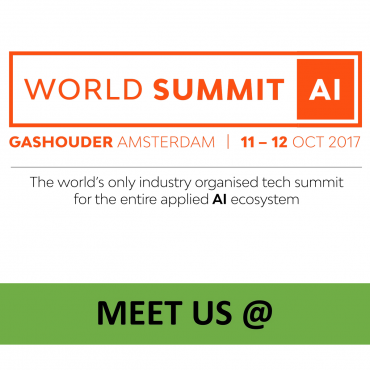 World Summit AI: Expert event Artificial Intelligence